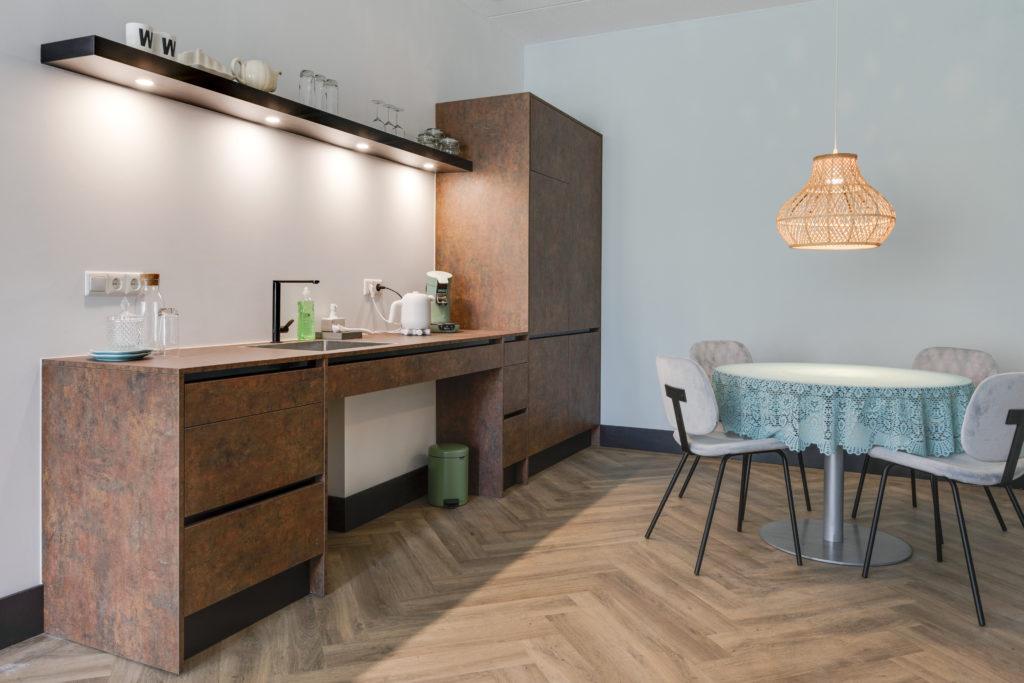 Appartement aangepast voor mensen met een beperking
